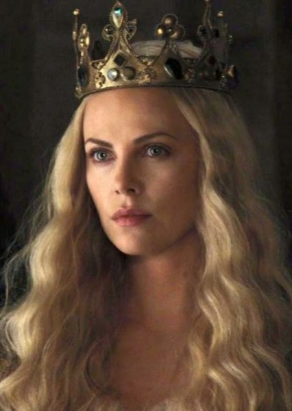 Charlize Theron as Eris in Primordial Family