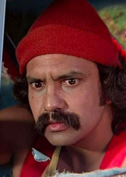 Cheech Marin as Luis in Ant-Man and the Wasp (1988)