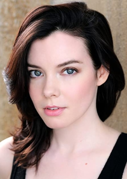 Cherami Leigh as Aiko Hibana in The Legend Of Genji