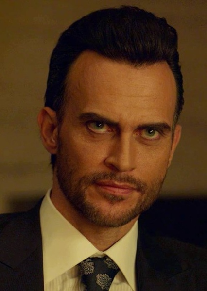 Cheyenne Jackson as Alfred Drevis in Mad Father
