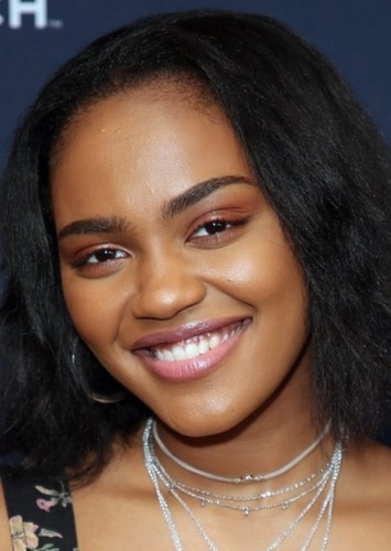 China Anne McClain as Arista in The Little Mermaid (Live Action African American Version)