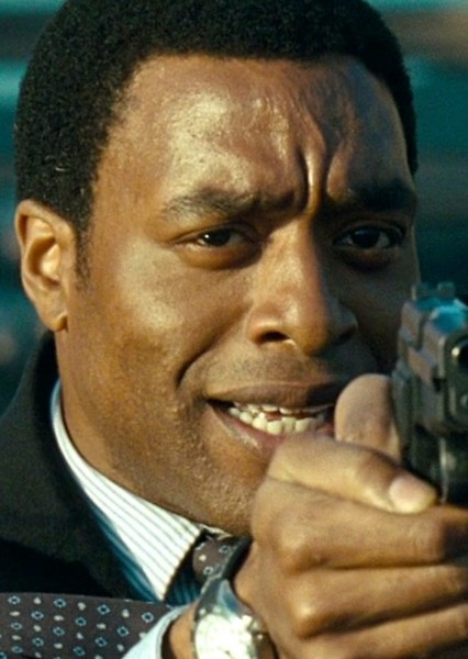 Chiwetel Ejiofor as Terry Fitzgerald in Spawn