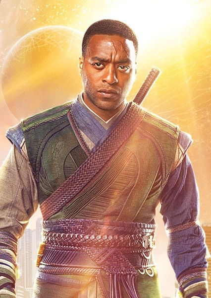 Chiwetel Ejiofor as Karl Mondo in Doctor Strange in the Multiverse of Madness