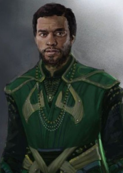 Chiwetel Ejiofor as Baron Mordo in Doctor Strange: In The Multiverse Of Madness