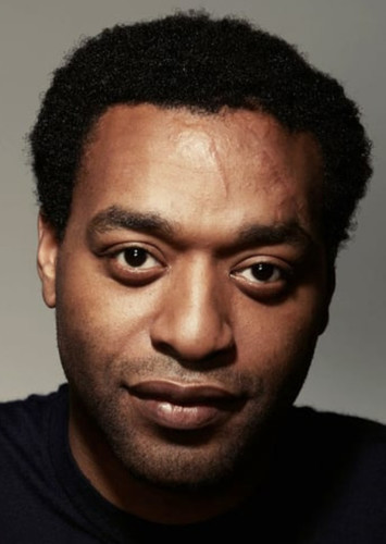 Chiwetel Ejiofor as Morgan Jones in The Walking Dead (Live Action Film Series)
