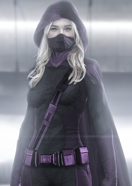Chloë Grace Moretz as Stephanie Brown in Comic-Accurate DCEU