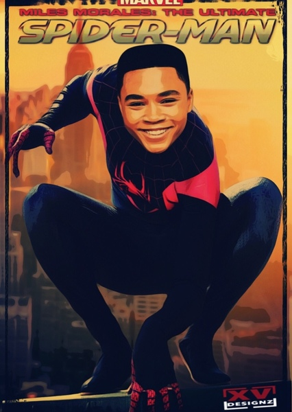 Chosen Jacobs as Miles Morales in Comic-Accurate Spider-Man Movie
