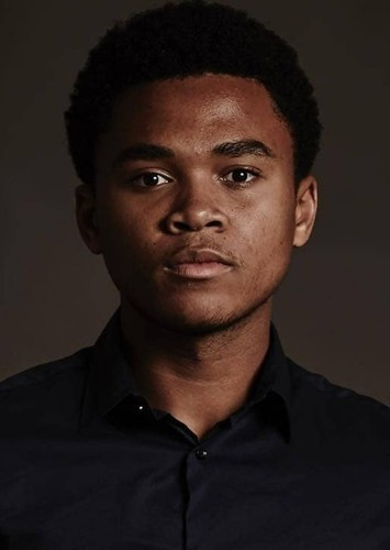 Chosen Jacobs as Charles Beckendorf in Percy Jackson & the Olympians