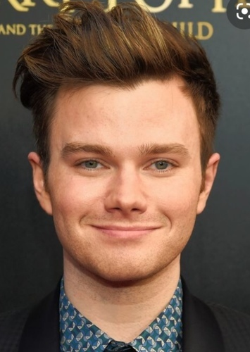Chris Colfer as Brandon in The Freshman