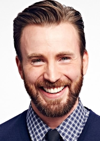 Chris Evans as Minato Namikaze in Naruto (Live Action Film)