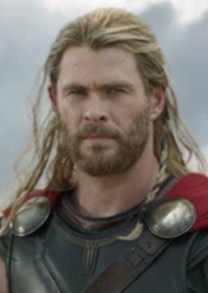 Chris Hemsworth as Thor in Marvel Cinematic Universe Fan Cast