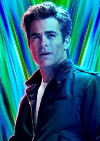 Chris Pine as Best Love Interest in Best & Worst Comic Book Castings