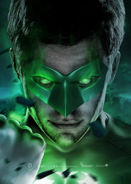 Chris Pine as GREEN LANTERN in Justice League : Final Crisis