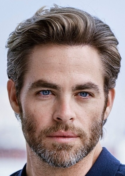 Chris Pine as Natalia Romanova in Marvel Comics (Gender Swap)