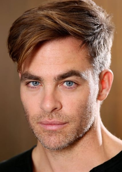 Chris Pine as Black Mask in Robin