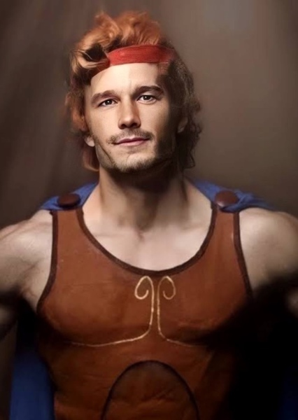 Chris Pratt as Hercules in Hercules live action
