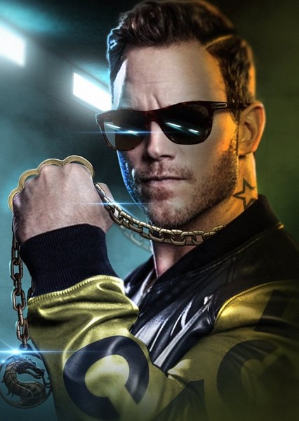 Chris Pratt as Choice 3 in Actors Who Might Play Johnny Cage in Mortal Kombat (2021)