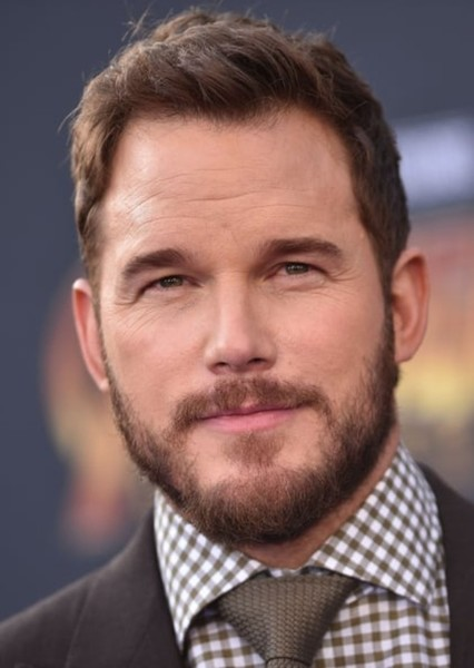 Chris Pratt as Fox in Super Smash Bros