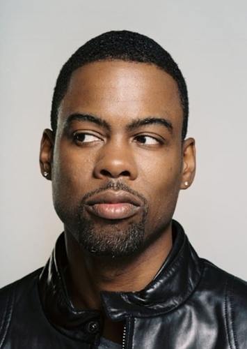 Chris Rock as Morgan Ross in JESSIE (African American Version)