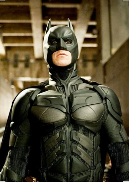 Christian Bale as Bruce Wayne (DC) in Superheroes and Supervillains