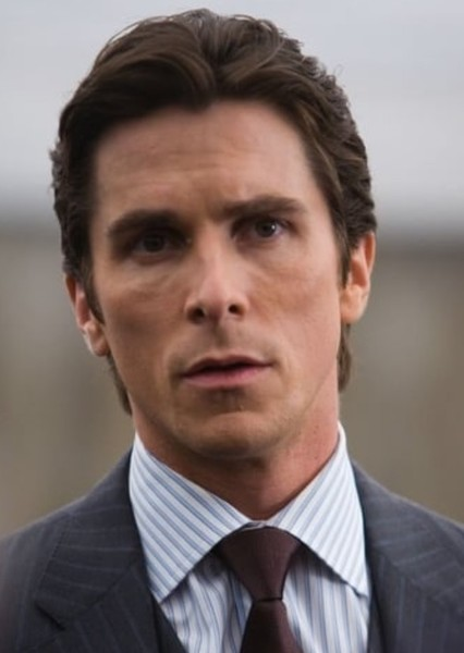 Christian Bale as Matches Malone in The Nightwing