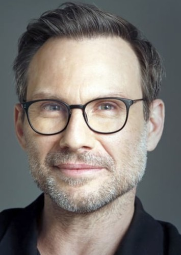 Christian Slater as Horst Buchholz in Steve McQueen Biopic