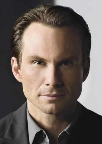 Christian Slater as Max Hanley in Shadow Tyrants