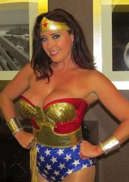 Christina Carter Wonder Woman