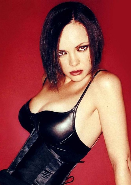 Christina Ricci as Lilith in Marvel Villainesses