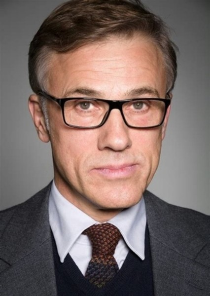 Christoph Waltz as Detective Benoit Blanc in Tarantino's Knives Out