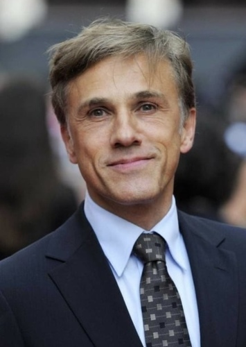 Christoph Waltz as Sheriff Cobb in Silverado