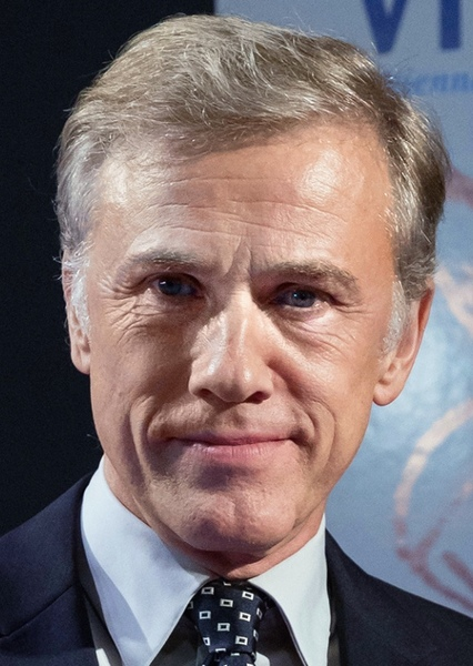 Christoph Waltz as Serapheim in Orcs