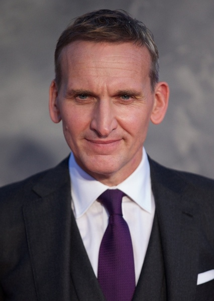 Christopher Eccleston as Adrian Toomes in The Sensational Spider-Man