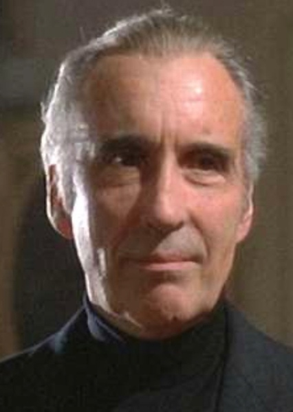 Christopher Lee as Hannibal Chau in Pacific Rim (1983)