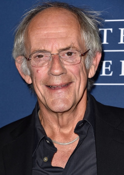 Christopher Lloyd as Mr. Burns in The Simpsons (Live-Action)