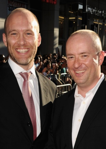 Christopher Markus and Stephen McFeely as Writer in Spirou & Fantasio