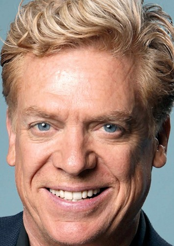 Christopher McDonald as Dorian Tyrell in The Mask (1984)