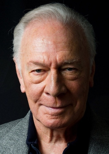Christopher Plummer as Tobias Hawthorne in The Inheritance Games