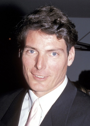 Christopher Reeve as Superman in Justice League (1987)