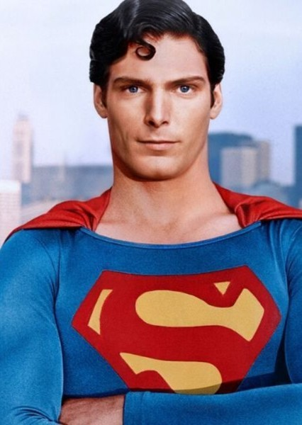 Christopher Reeve as Superman in My Ideal Superman Movie