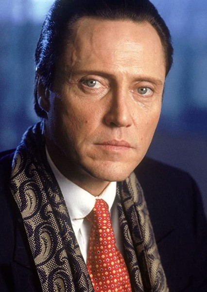 Christopher Walken as Roman Sionis in Birds of Prey (and the Fantabulous Emancipation of One Harley Quinn) (1990)