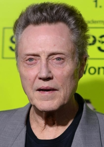 Christopher Walken as Grandpa George in Charlie and the Chocolate Factory