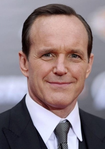 Clark Gregg as Agent Phil Coulson in Rick and Morty meet the Marvel Universe (Animated)