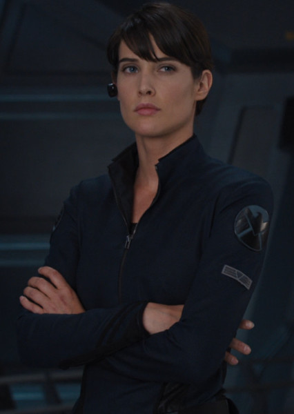 Cobie Smulders as Maria Hill in The New Avengers: Secret Invasion