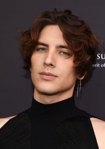 Cody Fern as Prince Lotor in Voltron: Defender of the Universe