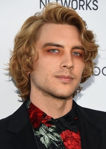 Cody Fern as Mothman in Watchmen