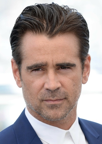 Colin Farrell as Gabriel the Archangel in The Bible