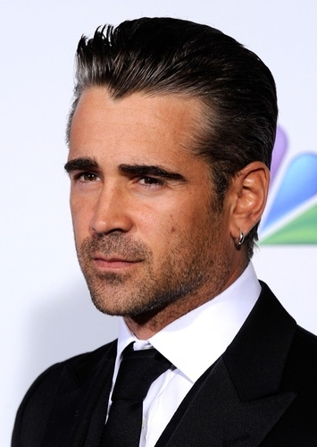 Colin Farrell as Willoughby Kipling in Justice League Dark 3 (2046)