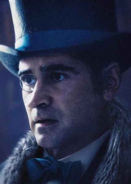 Colin Farrell as The Penguin in Matt Reeves The Batman Trilogy