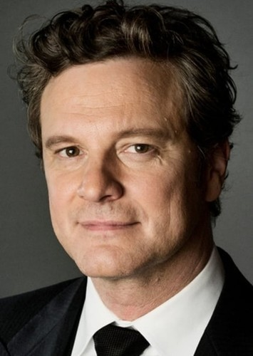 Colin Firth as Mrs. McGrady in Arthur (Genderswap)